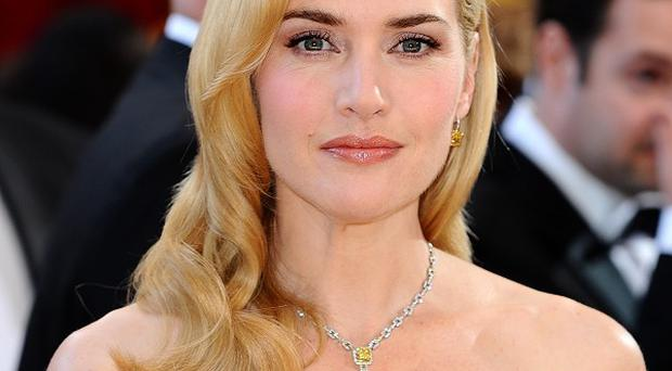 Kate Winslet found the new role a physical challenge