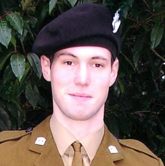 Aaron McCormick, 22, from Co Londonderry, who was killed in Afghanistan