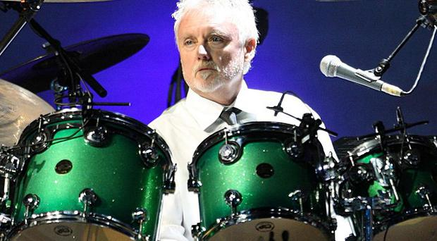 Queen drummer Roger Taylor has unveiled a controversial statue in Cornwall