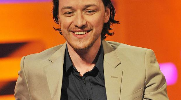 James McAvoy is due to start shooting British crime movie Welcome To The Punch