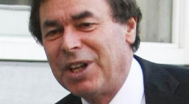 Justice Minister Alan Shatter has attended the first citizenship ceremony at Dublin Castle