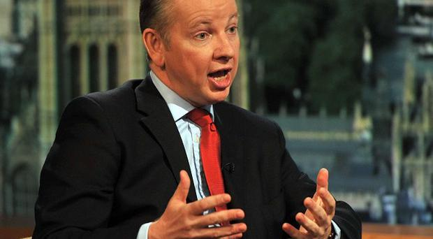 Education Secretary Michael Gove has warned teachers ahead of this week's planned walkout