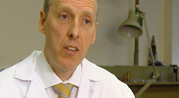 Lead technologist Tom Brophy told the BBC's Panorama he rejects almost 20 per cent of instruments sent to him from all suppliers
