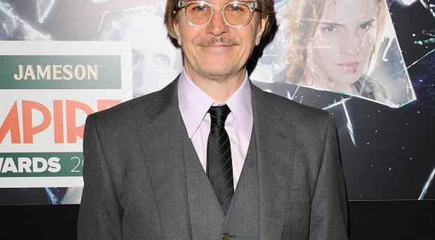 Gary Oldman had to put on a paunch for the film