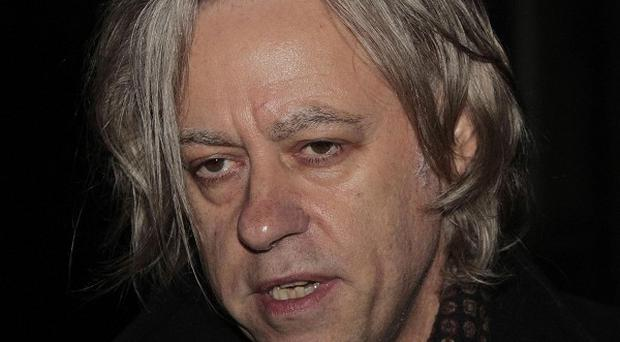Sir Bob Geldof has revealed how he contemplated suicide following the death of his estranged wife in 2000