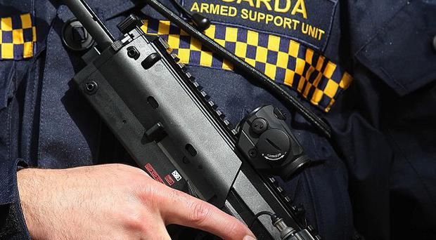 Gardai have arrested two men over a suspected dissident republican bomb-making factory