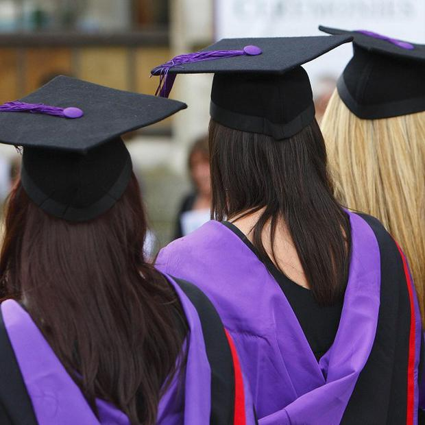 Politicians have been urged to fill a 40 million pound black hole facing the higher education sector in Northern Ireland