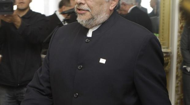 Paraguay's president Fernando Lugo said he would like to run for another term in the 2013 election (AP)