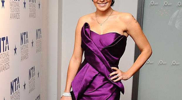 Kym Marsh would love to work with her pal Denise Welch