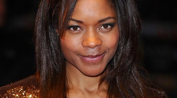 Naomie Harris stars in new film The First Grader
