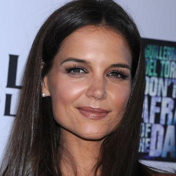 Katie Holmes is a fan of classic horror films