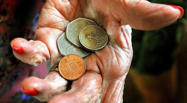 Poverty-stricken and lonely pensioners should be helped by specialist local teams, according to a new report