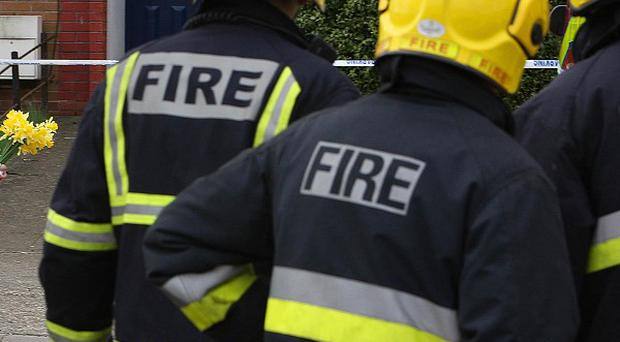 Nine out of 10 firefighters opposed planned increases in pension contributions, a survey showed