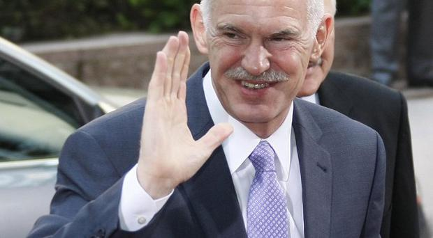 Greek prime minister George Papandreou may face a public backlash which will undermine his efforts to reduce his country's deficit