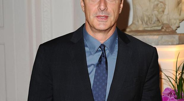 Chris Noth played Mr Big in Sex and the City