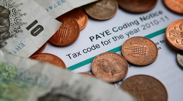 More than one million people will be forced to pay hundreds of pounds in unpaid tax