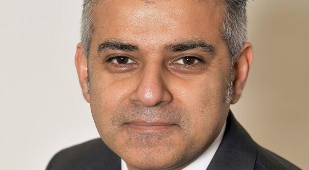 Sadiq Khan hit out at the Government's plans to limit the use of remand and reform controversial indeterminate sentences