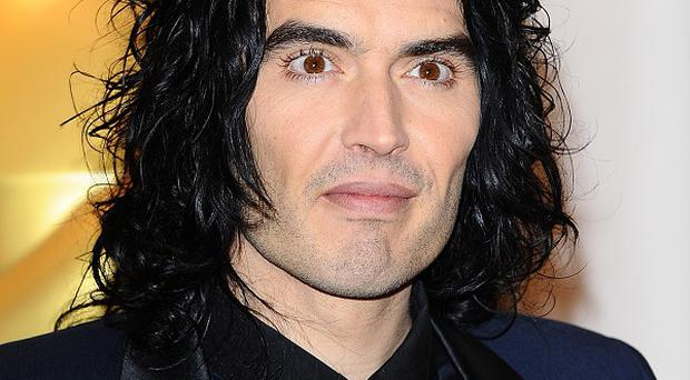 Russell Brand stopped eating meat when he was 14