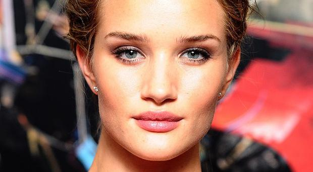 Rosie Huntington-Whiteley missed home while filming the new Transformers film