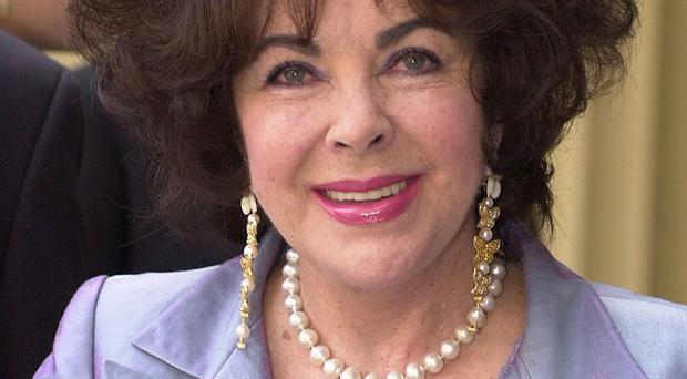 Elizabeth Taylor's belongings will be sold at auction