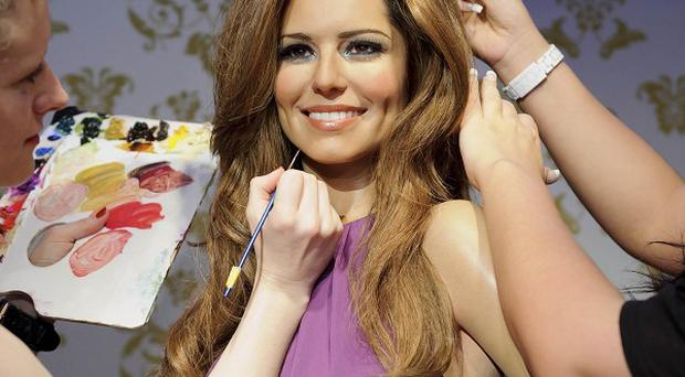 Cheryl Cole's wax figure is also getting a birthday revamp