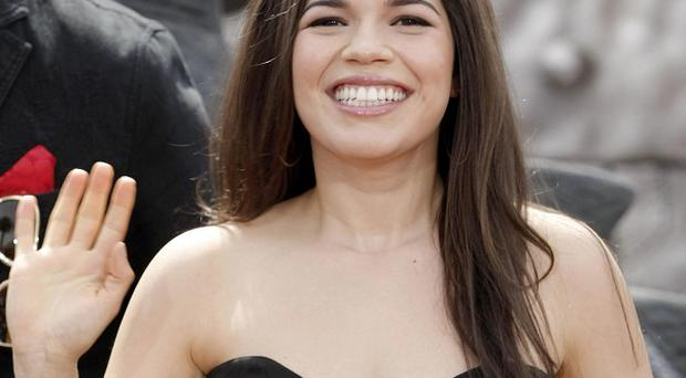America Ferrera, who shot to fame on Ugly Betty, has tied-the-knot