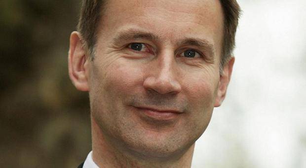 Culture Secretary Jeremy Hunt has decided to provisionally accept plans to hive off Sky News as a separate company