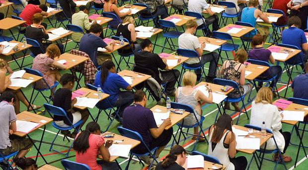 Hospitality laid on by Northern Ireland's exams body the CCEA was excessive, its boss told the education committee at Stormont