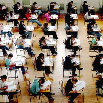 Up to 100,000 students have been affected by mistakes in this summer's GCSE and A-level exam papers