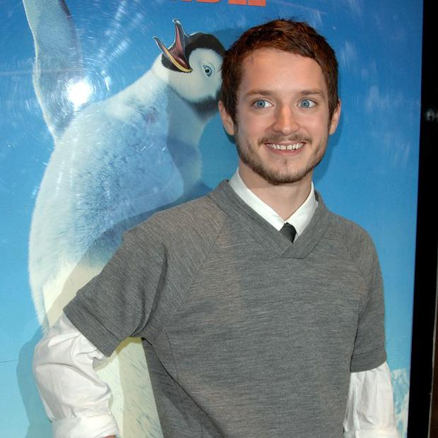 Elijah Wood is currently appearing in FX comedy Wilfred