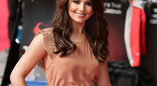 Cheryl Cole has been receiving birthday wishes on Twitter