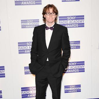 Ed Byrne's latest comedy routine deals with getting older