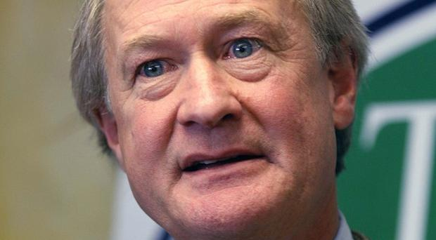 Governor Lincoln Chafee pardoned the last man executed in Rhode Island (AP)