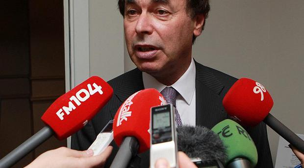 A judge has launched an attack on Irish justice minister Alan Shatter for allegedly interfering with a tribunal