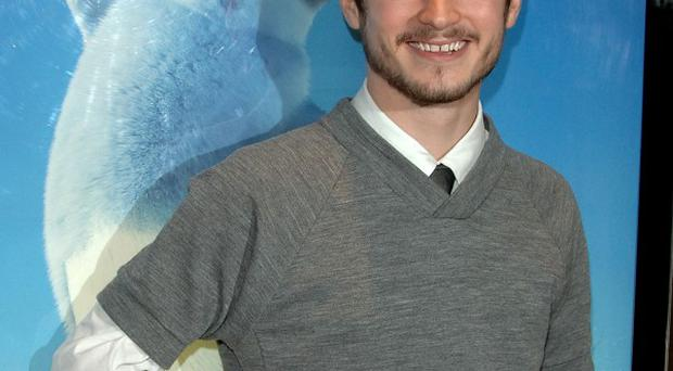Elijah Wood is excited about filming The Hobbit
