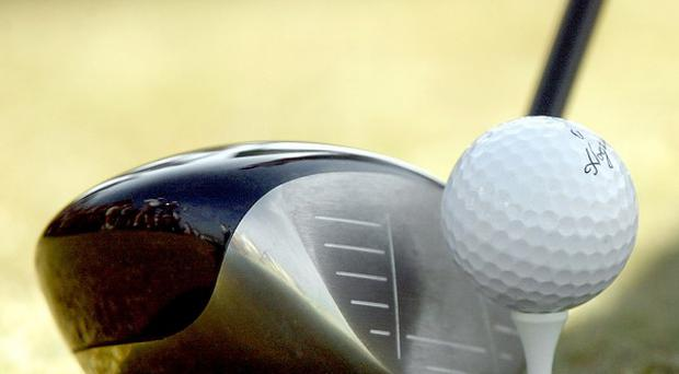 Charity: Golfers with a disability should be provided with greater backing from the sport's authorities