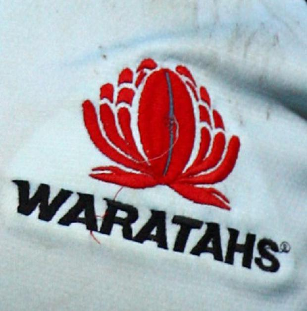 Waratahs badge