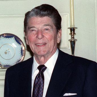 Ronald Reagan is to be honoured with the unveiling of a statue to mark 100 years since his birth