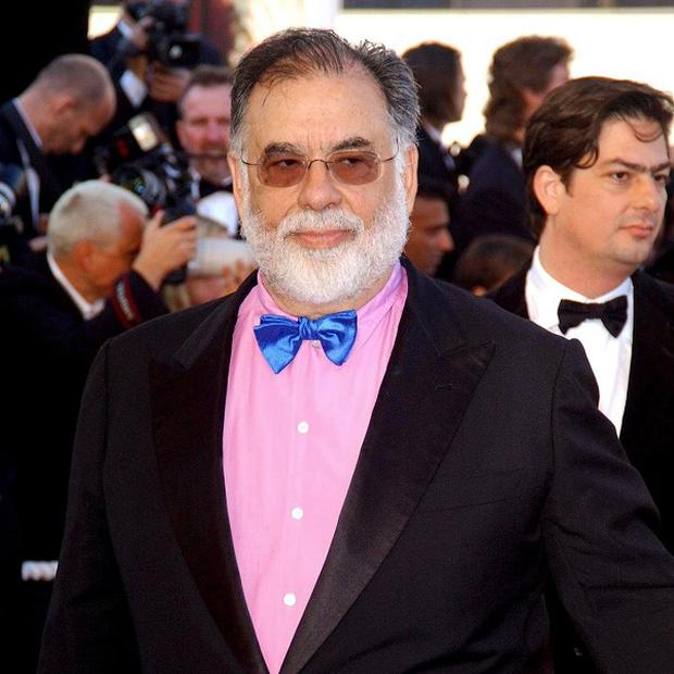 Francis Ford Coppola is returning to Comic Con