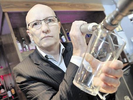Colin Neill, president of trade body Pubs of Ulster