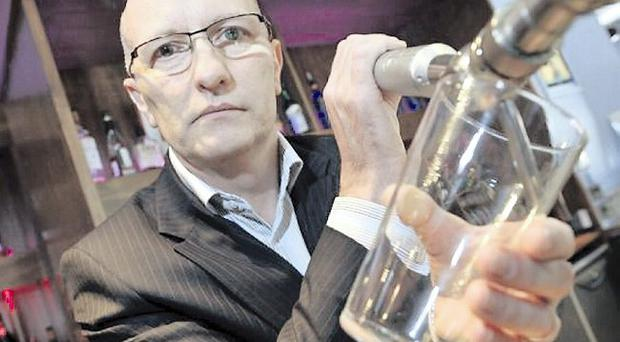 Colin Neill of Pubs of Ulster