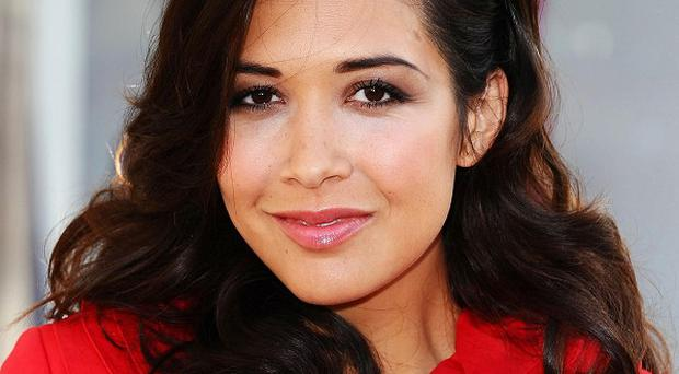Myleene Klass says she and her fiance are like chalk and cheese