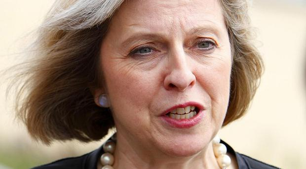 Home Secretary Theresa May will face questions over a recent judgment overturning 25 years of police practice