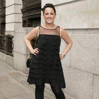 Natalie Cassidy says she still loves her ex