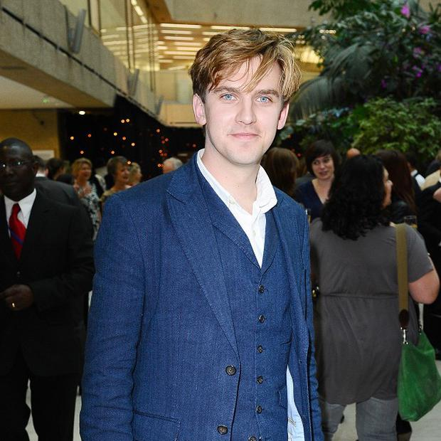 Dan Stevens met a butler who was a Downton Abbey fan