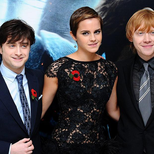 Fans are already starting to queue up for the premiere of the final Harry Potter film, starring Daniel Radcliffe, Emma Watson and Rupert Grint