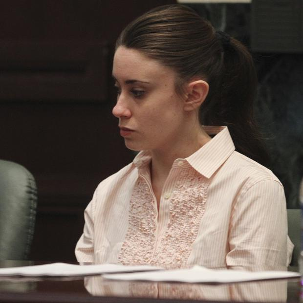 Mother Casey Anthony has been found not guilty of killing her two-year-old daughter (AP)