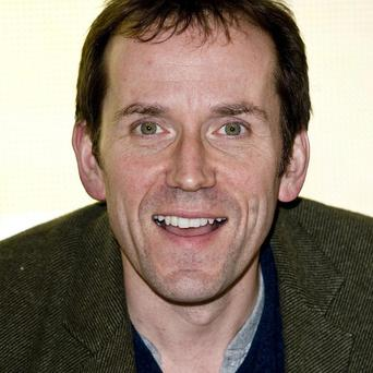 Ben Miller has been loving filming in the Caribbean
