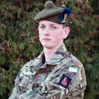 Scott McLaren, who was found dead after he disappeared from a Nato checkpoint in central Helmand province