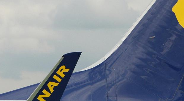 Budget airline Ryanair carried 7.33 million passengers last month, nine per cent more than in June 2010